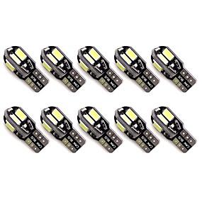 preiswerte Autolicht-10 Stück Auto Leuchtbirnen 1.6W SMD 5630 8 Blinkleuchte For Universal Alle Jahre