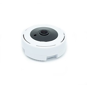 cheap Indoor IP Network Cameras-HQCAM® HD 960P 360Degree Panoramic Wide Angle MINI IP Camera Wireless Fisheye P2P Security Wifi Camera Barrel