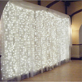 billige Festsouvenirs og gaver-LED Lys PVC / PCB + LED Bryllup Dekorationer Bryllup / Fest / aften Have Tema / Blomster Tema / Ferie Alle årstider