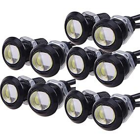 preiswerte Autolicht-10 Stück Leuchtbirnen 9W LED High Performance 1 Tagfahrlicht For Universal General Motors Alle Jahre