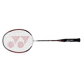 preiswerte Badminton-Nanoray D1 Badmintonschläger 2 Kohlefaser Extraleicht(UL) / Langlebig Innen Außen