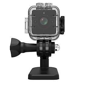 preiswerte VESKYS-veskys® 1080p sq12 mini-dv-action-kamera-aufnahmegerät sport im freien dv / 30 m wasserdichte schale micro camcorder / 155 winkel / nachtsicht