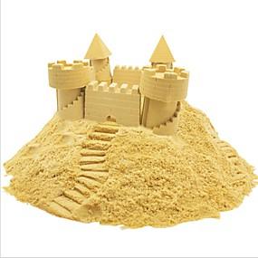 cheap Beach & Sand Toys-Beach Sand Toys Set Sand Molds Sand Toys Fun Parent-Child Interaction Creative Novelty Castle For Kid's Adults' Boys' Girls'