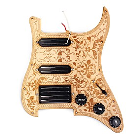 cheap Instrument Accessories-Professional Accessories High Class Guitar New Instrument Plastics Musical Instrument Accessories 28.5*22*2