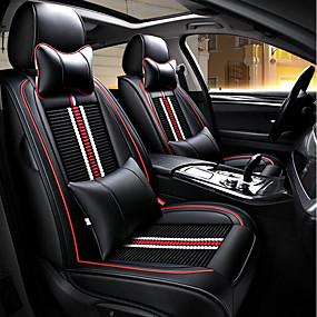 povoljno Zazor-Prekrivači za auto-sjedala Presvlake sjedala Tekstil PU koža Za Univerzális Sve godine Svi modeli