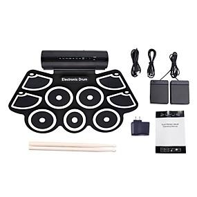 preiswerte Schlaginstrumente-Percussion Musik USB Kunststoff Silica Gel Musik Instrumente