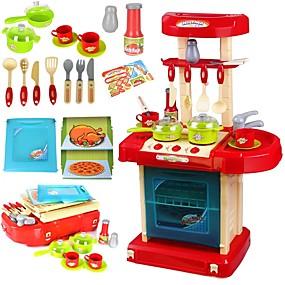 preiswerte Verkleiden & Rollenspiele-Spielzeug-Küchen-Sets Spülbecken Spielzeug Küche spielen Familie Exquisit Eltern-Kind-Interaktion Plastikschale Kinder Mädchen Spielzeuge Geschenk