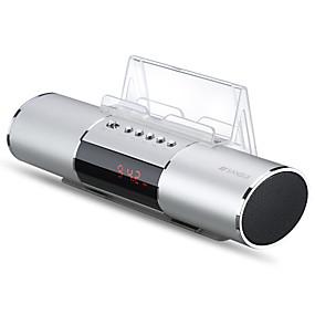 preiswerte Audio & Video für Ihr Zuhause-e19 lautsprecher multifunktions digital wecker radio handy lautsprecher plug-in audio usb lade ein klick aufnahme unterstützung bluetooth