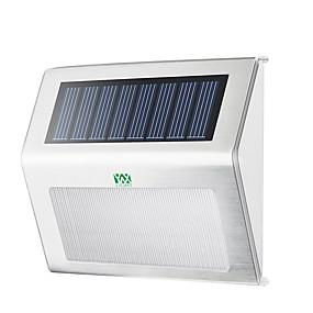 preiswerte 10% Rabatt-YWXLIGHT® 1pc 2 W LED-Solarleuchten Wasserfest / Dekorativ Warmes Weiß / Kühles Weiß 3.7 V Außenbeleuchtung 2 LED-Perlen