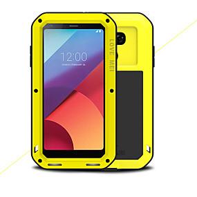 povoljno Maske za mobitele-Θήκη Za LG LG G6 Vodootporno / Otporno na trešnju Korice Jedna barva Tvrdo Metal