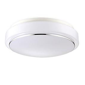 cheap Dimmable Ceiling Lights-1-Light 35 cm Eye Protection Flush Mount Lights PVC Modern Contemporary 85-265V