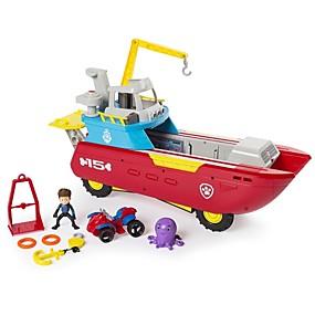preiswerte Verkleiden & Rollenspiele-Verkleidungen & Rollenspiele Schiff Simulation Plastikschale Jungen Mädchen Spielzeuge Geschenk