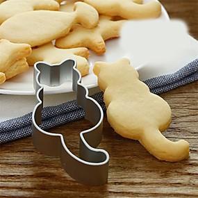 preiswerte Haus & Garten-1pc Edelstahl Kreative Küche Gadget Plätzchen Für Kochutensilien Nudelwerkzeuge Backwerkzeuge