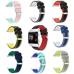 cheap Phones & Accessories-Watch Band for Fitbit ionic Fitbit Sport Band Silicone Wrist Strap