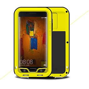 povoljno Maske za mobitele-Θήκη Za Huawei Mate 9 Pro Otporno na trešnju Korice Jedna barva Tvrdo Metal