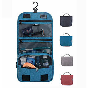 cheap Travel-Travel Organizer / Cosmetic Bag / Travel Toiletry Bag Large Capacity / Waterproof / Travel Storage Luggage PVC(PolyVinyl Chloride) / PU(Polyurethane) Travel / Durable
