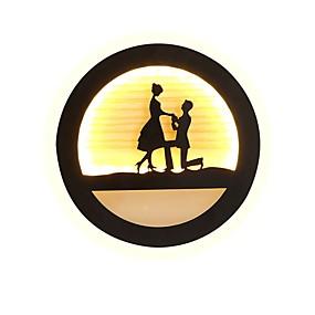 povoljno Kids Room-Inovativne cipele Picture Wall Lights Spavaća soba / Study Room / Office / Unutrašnji Metal zidna svjetiljka 220-240V 22 W / Integrirano LED svjetlo