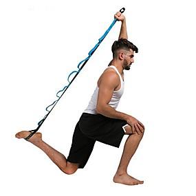voordelige Pilates-Rekband tekstiili Eenvoudig Antislip Stretch Duurzaam stretching Fysiotherapeuten Atletiektrainers Yoga Pilates Training&Fitness Voor Unisex