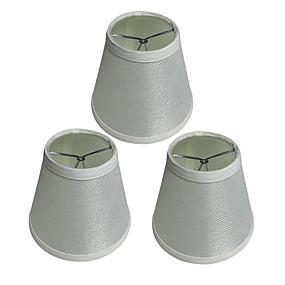 billige LED-gadgets-OYLYW 3pcs 15 cm Bulb Accessory Sengetøy lampeskjerm