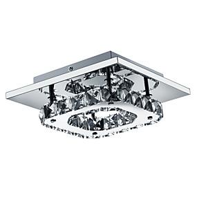 preiswerte Renovierung-UMEI™ Unterputz Raumbeleuchtung Galvanisierung Metall LED 90-240V LED-Lichtquelle enthalten / integrierte LED