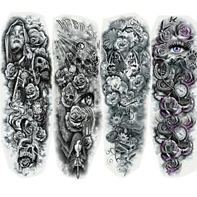 Face Temporary Tattoos Search Lightinthebox
