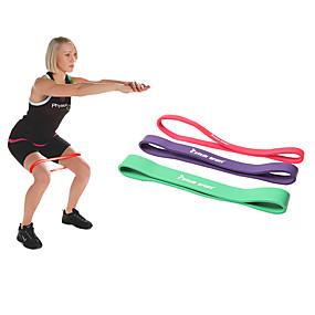 voordelige Pilates-KYLINSPORT Trainingsweerstandbanden Kumi Athletic Training Krachttraining Optrekken Fysiotherapie Yoga Pilates Fitness Voor Unisex Huis Kantoor