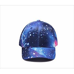 preiswerte Weihnachten-Kinder Unisex Baumwolle / Polyester Hüte & Kappen Blau / Schwarz Einheitsgröße