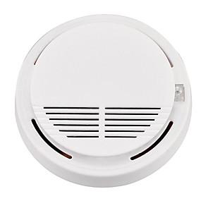 preiswerte Sensoren & Alarmanlagen-Smart-Home-Sicherheits-Sensor Rauch- und Gasmelder Plattform Rauchmelder für Innenlicht- und Schallalarm ss-168