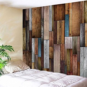 cheap Wall Tapestries-Architecture Wall Decor Polyester Vintage Wall Art, Wall Tapestries Decoration