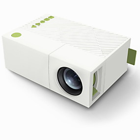 preiswerte Intelligenter Projektor-Intelligenter lcd-projektor av dc hdmi micro-sd-usb usb-mikrofon hochwertige mini tragbare hohe auflösung