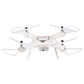 preiswerte SYMA®-RC Drohne SYMA X25PRO 4 Kanäle 6 Achsen 2.4G Mit HD - Kamera 2.0MP 720P Ferngesteuerter Quadrocopter FPV / Ein Schlüssel Für Die Rückkehr / 360-Grad-Flip Flug Ferngesteuerter Quadrocopter
