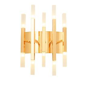 povoljno Lámpatestek-JLYLITE Mini Style Jednostavan / Suvremena suvremena Zidne svjetiljke Stambeni prostor / Hodnik Metal zidna svjetiljka 110-120V / 220-240V 3 W / G4