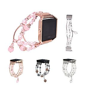 cheap Smartwatch Accessories-Watch Band for Fitbit Blaze Fitbit Jewelry Design Ceramic Wrist Strap