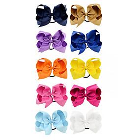 preiswerte Haar Accessoires-Haarschmuck Ripsband Perücken Accessoires Mädchen 1pcs Stück 4-8 Zoll cm Party / Alltag Stilvoll Niedlich