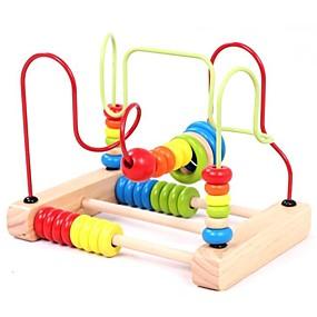 preiswerte Rätselspiele-Knobelspiele Eltern-Kind-Interaktion Hölzern Kinder Spielzeuge Geschenk 1 pcs