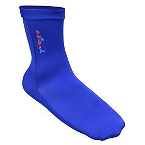 preiswerte Blue Dive®-Bluedive Neopren-Socken 1mm Neopren Schwimmen Tauchen Surfen Schnorcheln - Atmungsaktiv Hochfest Weichheit für Erwachsene / Patchwork