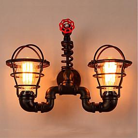 저렴한 벽 스콘-벽 빛 엠비언트 라이트 벽 램프 40 W 220-240V E27 노블티