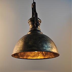 povoljno Lámpatestek-CXYlight zdjela Privjesak Svjetla Downlight Slikano završi Metal 110-120V / 220-240V Bulb not included
