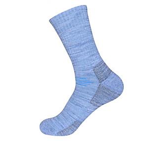 preiswerte Sports & Outdoors-Baumwolle Herrn Damen Solide Socken Rutschfest tragbar Nicht gleiten Winter Sport & Natur 1 Paar