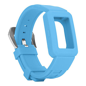 cheap Smartwatch Accessories-Watch Band for Fitbit Charge 2 Fitbit Sport Band Silicone Wrist Strap