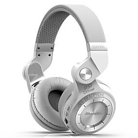 preiswerte Versandkostenfrei-Bluedio T2+ Over-Ear-Kopfhörer Bluetooth4.1 Reise Bluetooth 4.1 Mit Lautstärkeregelung