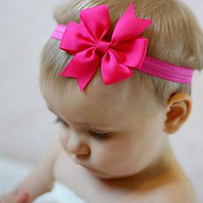 preiswerte Haar Accessoires-Haarschmuck Ripsband Perücken Accessoires Mädchen 1pcs Stück 1-4 Zoll cm Party / Alltag Stilvoll Niedlich