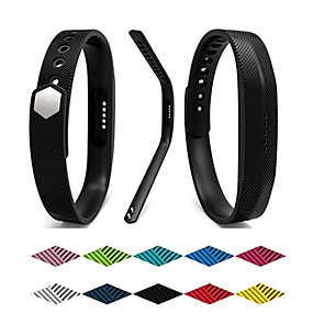 cheap Smartwatch Bands-Watch Band for Fitbit Flex 2 Fitbit Sport Band Silicone Wrist Strap