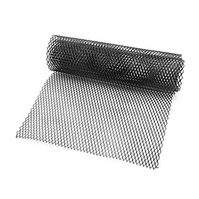 voordelige Auto frontgrille decoratie-Auto Auto voorste grille decoratie Autoruitrooster For Universeel Alle Modellen Universeel