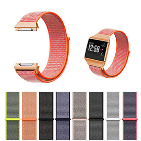 cheap Smartwatch Bands-Watch Band for Fitbit ionic Fitbit Modern Buckle Nylon Wrist Strap