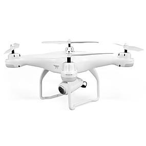 preiswerte Drones-RC Drohne SJ  R / C S20W RTF 4 Kan?le 6 Achsen 2.4G Mit HD - Kamera 3.0MP 1920x1080 Ferngesteuerter Quadrocopter Ein Schlüssel Für Die Rückkehr / Auto-Takeoff / Kopfloser Modus Ferngesteuerter