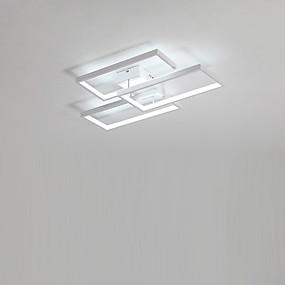 povoljno Top Prodavatelji-3-svjetlosna geometrijska svjetiljka ugradbena ambijentalna svjetlost oslikana aluminijskim vodovima 110-120v / 220-240v topla bijela / hladno bijela svjetlosna opskrba uključuje / vodi integrirano