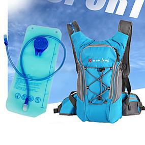 preiswerte Trinkrucksäcke & Wasserblasen-10 L Trinkrucksäcke & Wasserblasen Atmungsaktiv Regendicht tragbar Fahrradtasche Nylon Tasche für das Rad Fahrradtasche Wandern Fahhrad