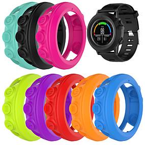 cheap Smartwatch Accessories-Case For Garmin Fenix 3 HR / Fenix 3 Silica Gel Garmin