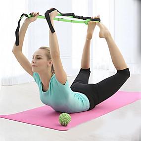 levne Pilates-Napínací popruh Směs polybavlny Odolné Jóga Fitness Pro
